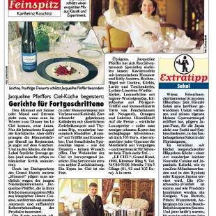 kronen-zeitung_29-dezember-2013_feinspitz_jacqueline-pfeiffers-ciel-kueche-begeistert
